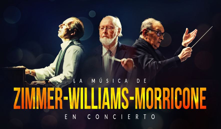 Imagen THE MUSIC OF MORRICONE, ZIMMER Y WILLIAMS