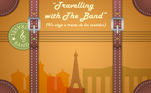 Imagen TRAVELING WITH THE BAND